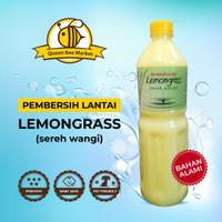 Cairan Pembersih Lantai Sereh Wangi Lemongrass 1 Liter Karbol Sabun