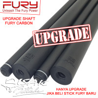 Upgrade Shaft Fury Carbon Low Deflection - Radial / Uniloc Joint