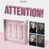 [BPOM] NACIFIC Crush Mood Lipcream Special Edition SET