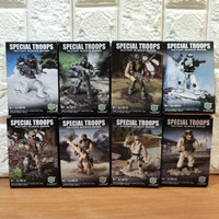 Lego mini Karakter Army Brick Tentara Special Troop