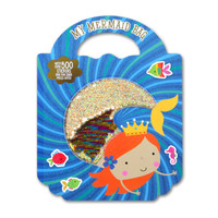 My Mermaid Bag - Sticker Activity Book (With Over 500 Stickers and Fun