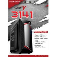 Casing PC Simbadda Sim V 3141 / V3141 - Casing CPU Simbadda