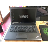 Laptop Lenovo Thinkpad T440 Core i7 Ram 8gb Mulus