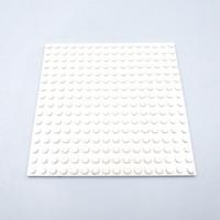 Lego Part Plate 16 x 16 White Original