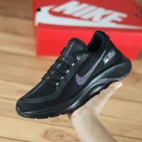 Sepatu Sneakers Pria Nike Zoom Pegasus 35 Shield Black Premium Import