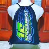 Namblassport Tas Serut Gymsack Futsal Sepakbola Sublimasi Printing