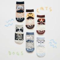 Happy Baby Socks Cat Dog