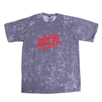 "KAOS MULES-""RED ASTRO""- MISTY T-SHIRT"