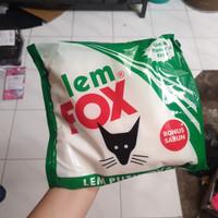 lem fox 800gr bahan slime white base white glue