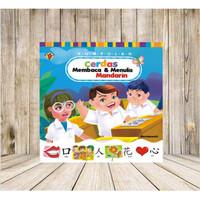 Buku Cerdas Belajar Membaca dan Menulis Mandarin