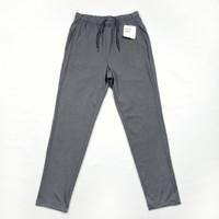 celana training Daiz men ORIGINAL sweatpants charcoal