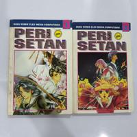 Peri Setan Komik Manga 1-2 Second