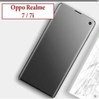 Oppo Realme 7 7i Anti Gores Tempered Glass Screen Guard Matte Doff
