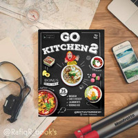 Promo [PRODUK ORIGINAL] BUKU GO KITCHEN 2 Limited