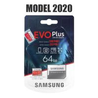 Samsung MicroSD 64GB EVO PLUS 100MB/s Micro SD Card - NEW