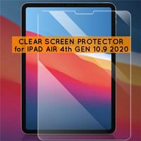 iPad Air 4 4th Gen 10.9 10,9 Inch 2020 Antigores Clear Screen Guard - Bening