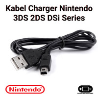 USB Power Cable Kabel Data Charger Nintendo New Old 3DS 2DS DSi XL LL