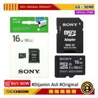 Sony Micro SD 16GB 90MB 4K / SR-16UY3A Memory Card Sony 16GB