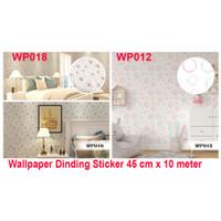 wallpaper dinding sticker 45 cm x 10 meter murah