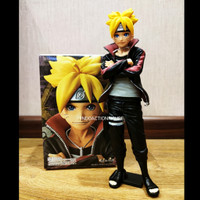 Action figure Naruto next generation Uzumaki Boruto standing version