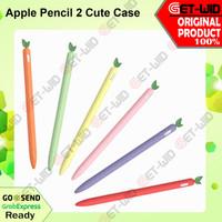 Case Apple Pencil 2 Cute Silicone Full Cover