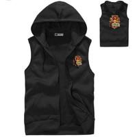jaket vest zipper anak GRYFFINDOR rompi anak harry potter - M