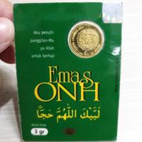Emas ONH 3 gram