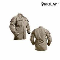 Kemeja Pria Molay™ Vegetata Uniform Blouse