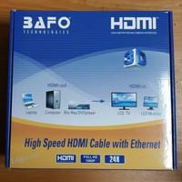 BAFO KABEL HDMI - HDMI 50m V1.4