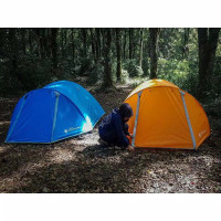 Tenda Gunung Compass LWY Kap 4 Orang Double Layer not Great Outdoor