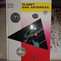 Time life planet fan antariksa