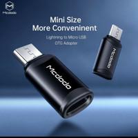 Converter Adapter Lightning To micro USB Mcdodo OT-7700 3A original