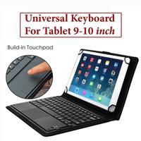 Evercoss ETab 10 Prime X9 Flip Case Keyboard Bluetooth Touchpad Casing
