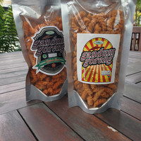 Gandum Macaroni Goreng Cemilan/Snack