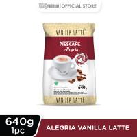 NESTLÉ - Nescafe Vanilla Latte 640gr