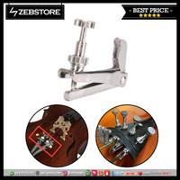String Fine Tuner Adjuster Pengait Cello Chrome 4/4