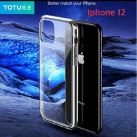 Iphone 12 Pro Max 6.7 TOTU Fairy TPU Transparent PC Case original