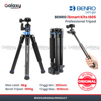 Benro iSmart Kits IS05 Professional Tripod
