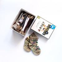 Happy Baby Socks ARMY|Kaos Kaki Happy Baby ARMY