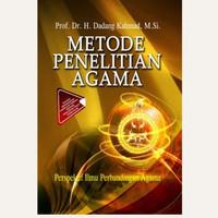 Metode penelitian agama