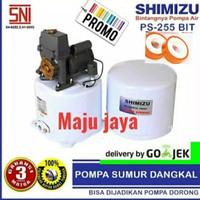 Pompa air otomatis SHIMIZU ps 255 bit wilo 250 w sanyo 258 jp dorong