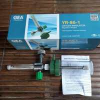 Regulator Oksigen Dinding Gea YR-86-1/ Regulator Gea
