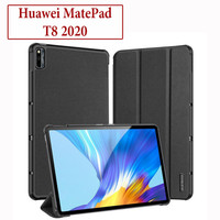 Huawei MatePad Mate Pad T8 T 8 Flip Leather Case Smart Cover Dux Ducis