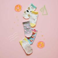 Happy Baby Socks THE DESSERT|Kaos Kaki Happy Baby The Dessert