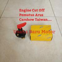 Engine Cut Off-Battery Main Switch (Pemutus Arus Listrik Mobil )