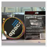 Senar raket badminton APACS RAINBOW ORIGINAL