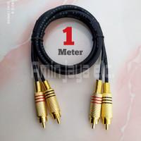 Kabel rca 2 ke 2 kabel canare 1 meter