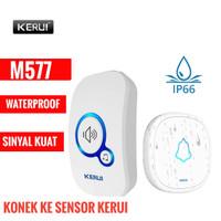 Bel Rumah Wireless Bel Pintu Doorbell KERUI M577 Door Bell Waterproof