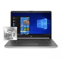 Laptop Hp 14s Core i7-10510U 8Gb Ssd 512Gb vga 2Gb 14inch Win10 +ohs