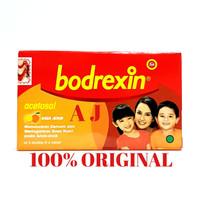 Bodrexin tablet 1 strip obat penurun panas asli harga grosir murah